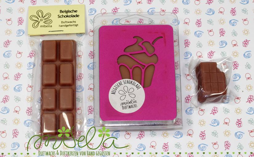 Duftwachs Belgische Schokolade